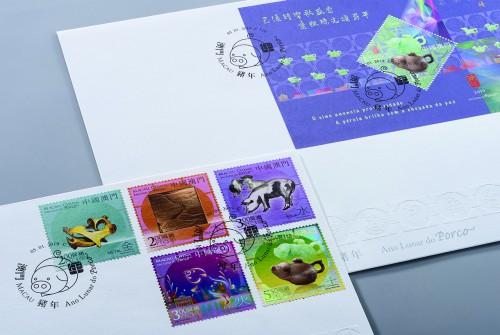 郵票設計親子工作坊現正接受報名
