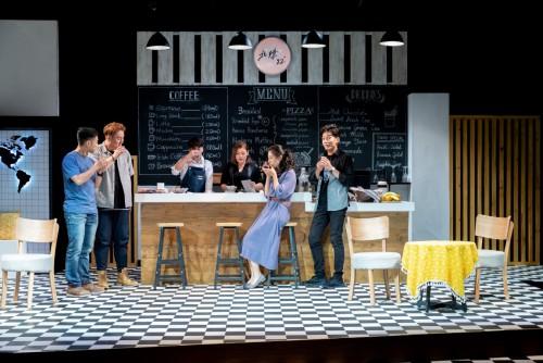 2019 - 音樂劇《北緯22°咖啡店》