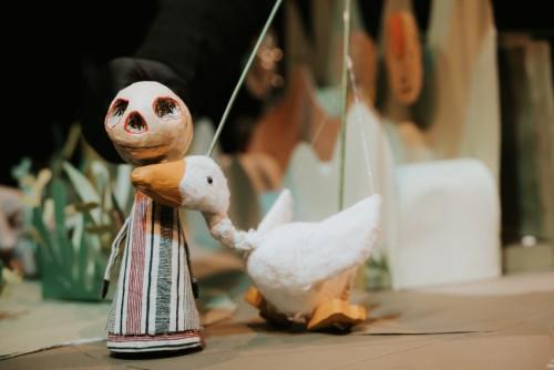 2020 - 《當鴨子遇見死神》生命教育劇場錄像演出 - 劇照