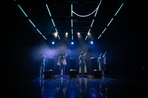 2021 - 《誰與水說》無伴奏音樂劇場 - 劇照