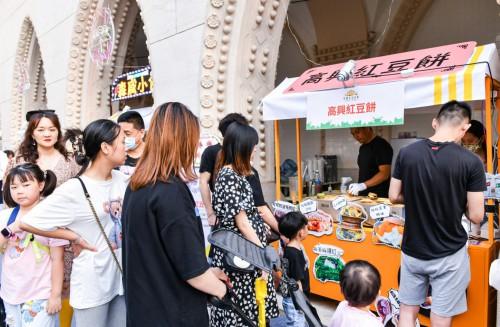 琴澳生活市集五一開鑼 逾五十兩地文創餐飲品牌匯聚